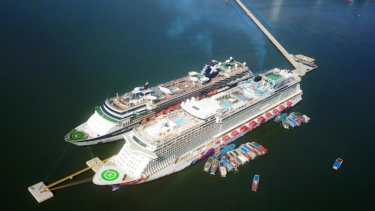Phòng ngừa, ứng phó sự cố tràn dầu cho cảng tàu khách quốc tế