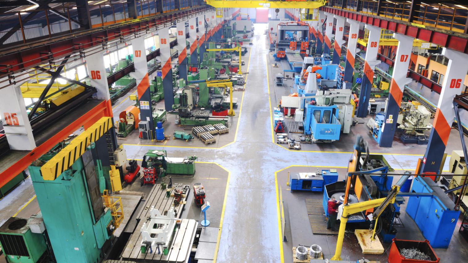 Phòng ngừa, ứng phó sự cố tràn dầu cho nhà máy sản xuất