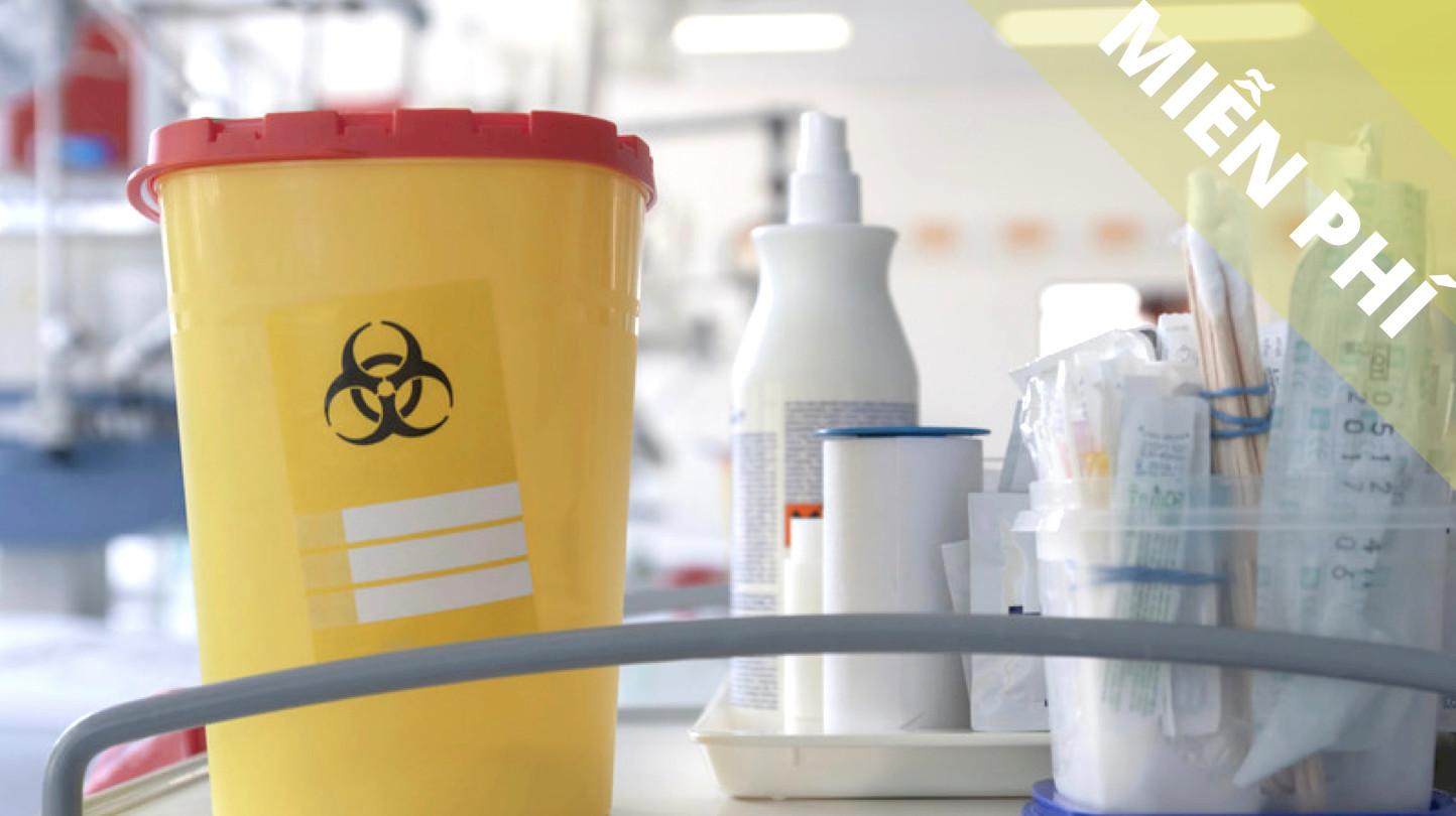 Phòng ngừa, ứng phó sự cố môi trường do chất thải y tế